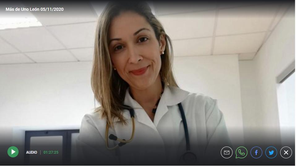 Anna Máximo en Más de uno de Onda cero